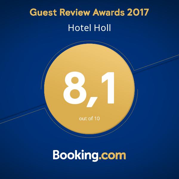 Hotel Holl -  Ausgezeichnet von booking.com